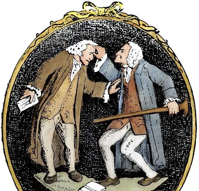 Voltaire Bilinci - Voltaire ve Rousseau