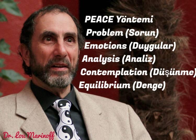 Sorunlarla Felsefe Kullanarak Mücadele Etme (PEACE Yöntemi)