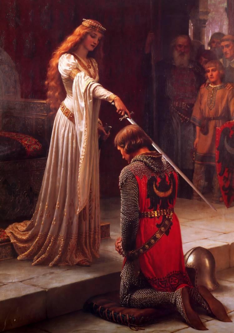 Şövalyeliğin Doğuşu
