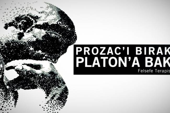 Prozac'ı Bırak Platon'a Bak - Lou Marinoff